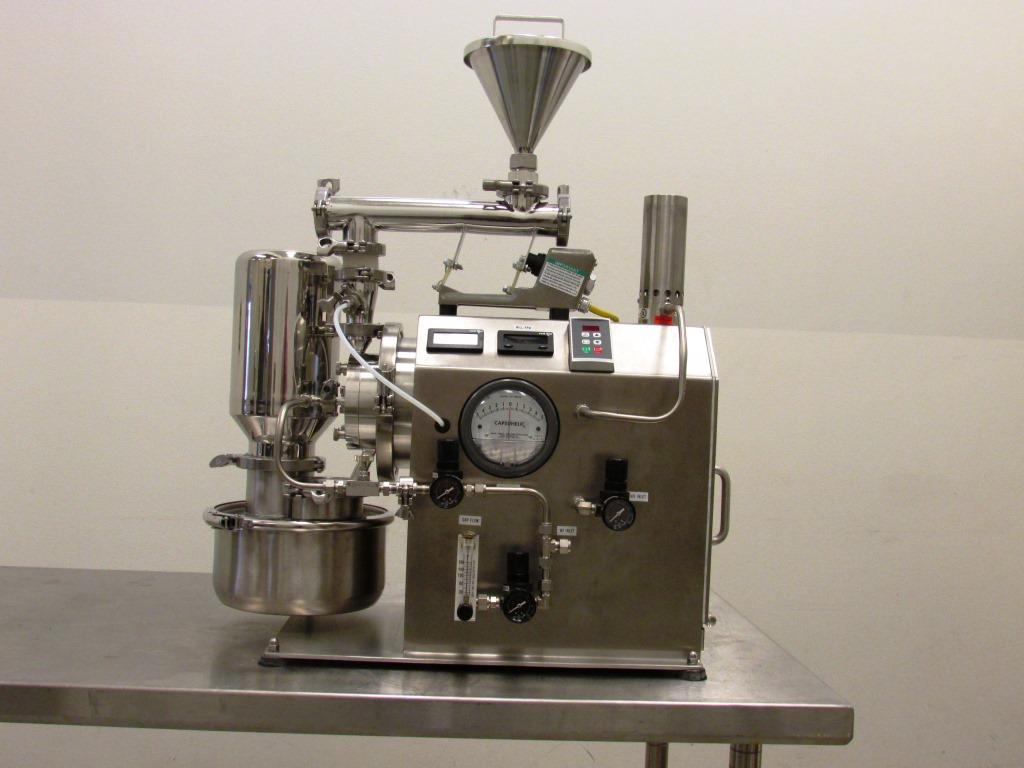 Mikro Lpm 174 Laboratory Pin Mill Size Reduction Amp Milling