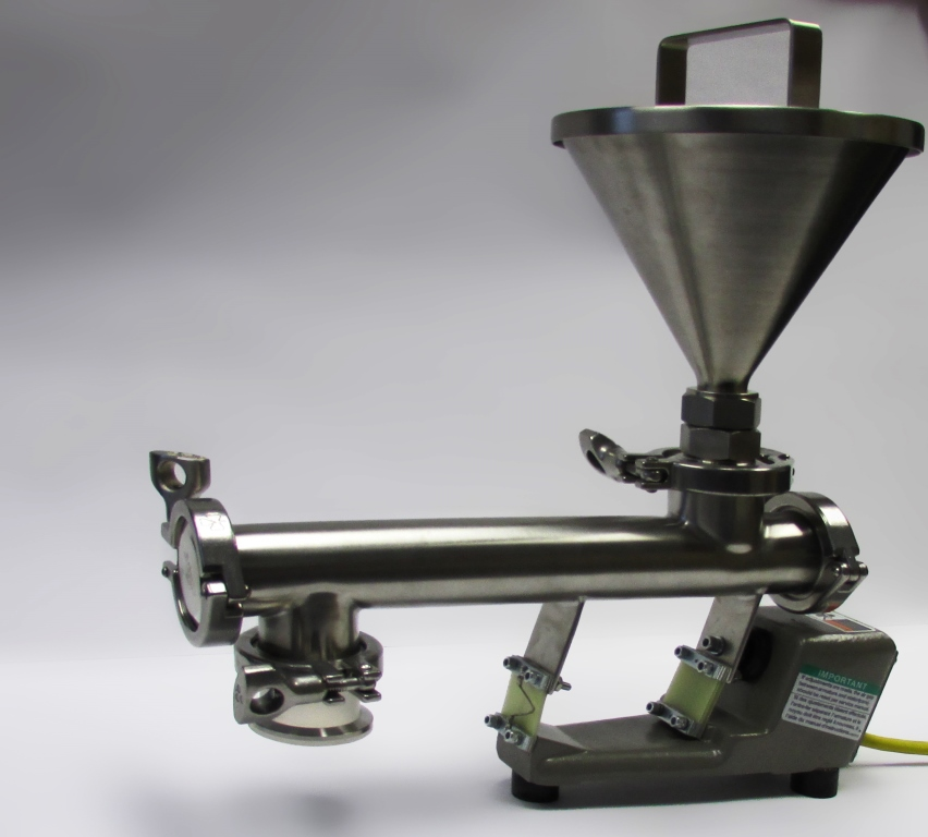 Mikro 174 Vibratory Feeders Hosokawa Micron Powder Systems