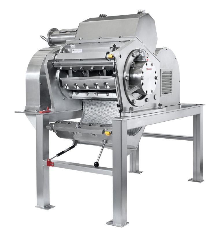 Alpine Ro Rotoplex Granulator Hosokawa Micron Powder Systems