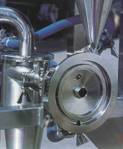 Pharma Lab Mill System With Spiral Jet M