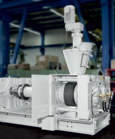 Roller Compactors for Minerals, Metals &