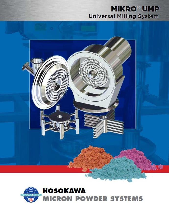 Mikro UMP Universal Milling Systems
