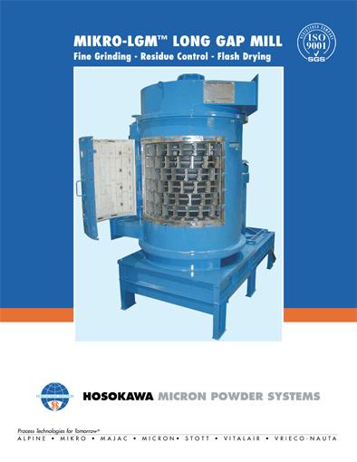 Mikro-LGM Long Gap Mill