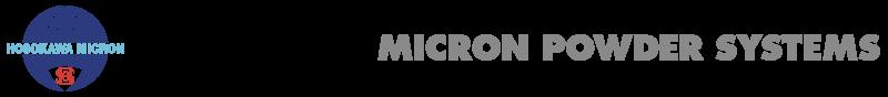 Hosokawa Micro Powder Systems