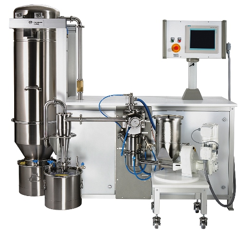Fluidized Bed Jet Milling for Economical