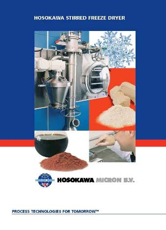 Active Freeze Drying