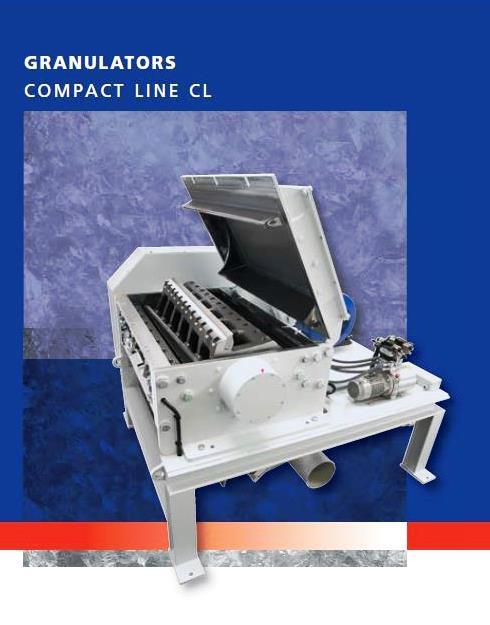 Alpine® CL Compact Granulator