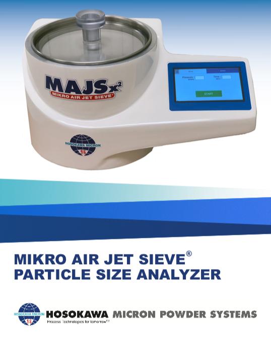Hosokawa Mikro Air Jet Sieve® MAJSx2 Br