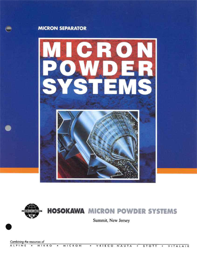 Micron Separator