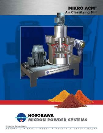 Mikro ACM® Air Classifying Mill
