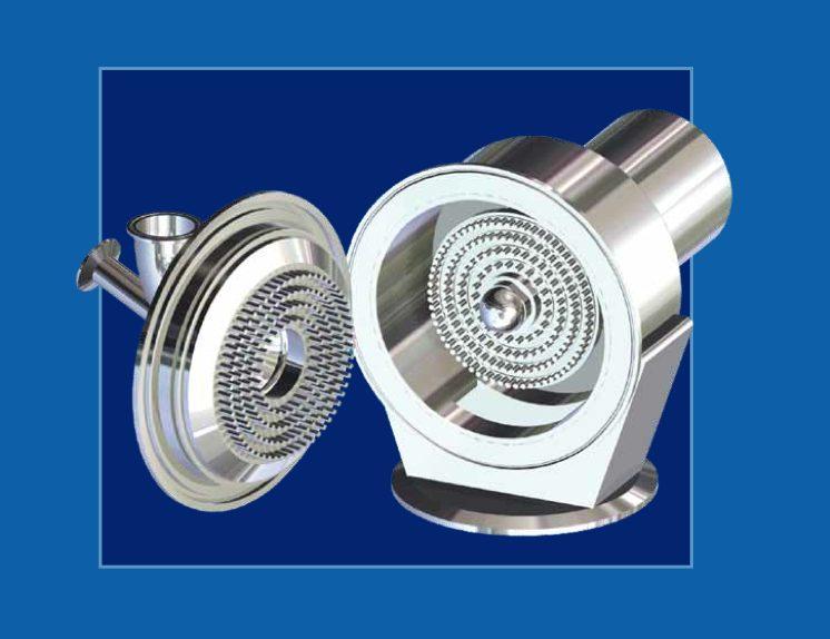 Mikro UMP Pin Mill System