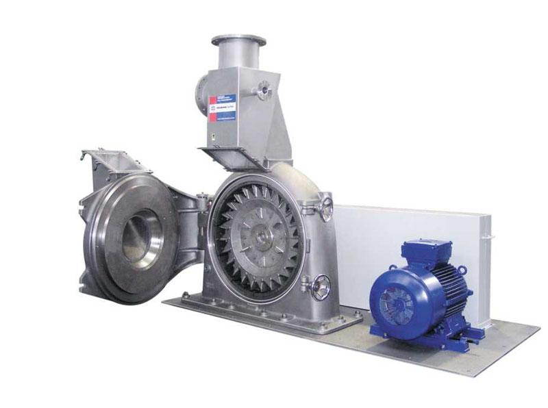 Alpine UPZ Ultraplex Fine Impact Mill