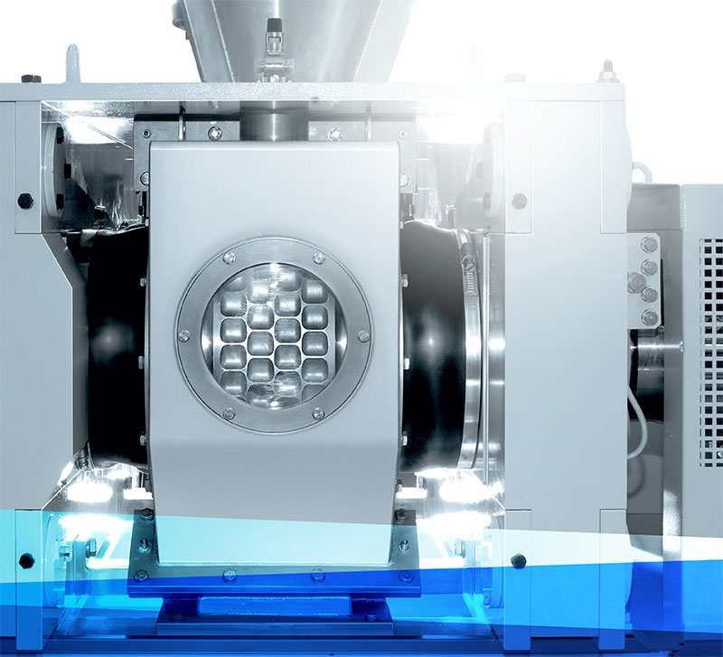 Kompaktor product line ARC MS